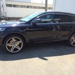 Audi Q7 x Lexani R-Five2